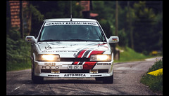 Renault 21 Turbo Gr.N (1987) (Laurent DUCHENE) Tags: vosgesrallyefestival rallye rally rallycar rallyevent historiccar motorsport car automobile automobiles 2017 renault 21 turbo grn