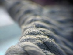 cords1 (aakeene) Tags: rope knot tension closeup cord