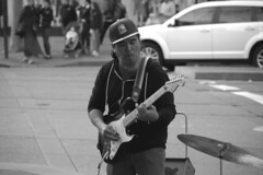 Band 5 BW (TheseusPhoto) Tags: bnw blancoynegro blackandwhite noir people streetphotography street city citylife candid sanfrancisco sanfran