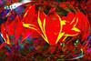 Tulip Fire (Shastajak) Tags: tulips speciestulips sliderssunday photoshopcc layers blending filters dontaskmewhatididijustkeptsliding mygarden