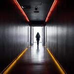 Behind the gates - Dublin, Ireland - Street photography thumbnail