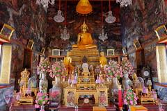 Wat Pho, Bangkok (_JLC_) Tags: tailandia thailand asia sudesteasiático bangkok wat arquitectura architecture buddhism budismo buddha buda canon canon6d eos 6d watpho