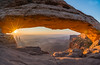 The light of dawn (A Camera Story) Tags: canyonlands nationalparks sunrise canyonlandsnationalpark hdr mesaarch panorama sonydslta99 sony1635mmf28