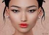 #201 LePunk {Catwa} Violett Eyelashes #201 News from ♥ LePunk ♥ Moda ♥ KC ♥ *N.Skizb* ♥Besom ♥ (Mila van Nelle) Tags: lashes lepunk catwa catya lètre suyin skin shape taper ears from