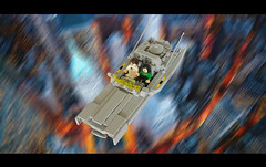 Dodge Skycharger EX-5000 (T.Oechsner) Tags: lego minifig ncs classicspace spacemen