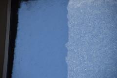A dust lighting. (Bad Alley (Cat)) Tags: window dust dustywindow dirtywindow blue grey black shadow light sun sunlight