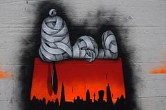 London Street Art 2018/024 (gary8345) Tags: 2018 uk unitedkingdom greatbritain britain england london croydon londonist southlondon graffiti streetart urbanart art artist artistic painting snapseed ottoschade