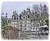 Chambord 03/04/2005: The castle  /  Il castello (paolocannas) Tags: castello chambord francia