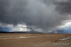 Altiplano (Rolandito.) Tags: south america südamerika amérique du sud sudamérica bolivia bolivie bolivien altiplano clouds weather rain thunder storm