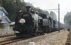 DSC08621 (Alexander Morley) Tags: japanese railways japan trains tobu railway sl taiju kinugawa onsen