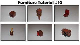 Furniture Tutorial #10
