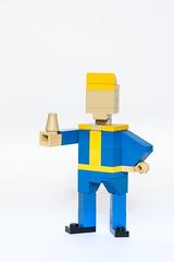 Vault Boy (andresignatius) Tags: lego fallout miniland