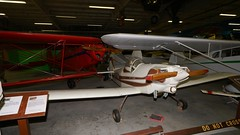 Armstrong Aeronaut in Liberal (J.Comstedt) Tags: midamerica museum airplane aviation aircraft aeroplane liberal kansas usa armstrong home built experimental n77va air johnny comstedt