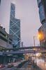 hong kong street at night (Tu_images) Tags: asia asian central cities city evening hong hongkong kong night road skyscraper skyscrapers street traffic tram urban urbanity wanchai