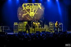 Asphyx - live in Metalmania XXIV fot. Łukasz MNTS Miętka-30
