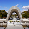 photo - Memorial Cenotaph, Peace Memorial Park, Hiroshima (Jassy-50) Tags: photo hiroshima hiroshimacity japan memorialcenotaph cenotaph peacememorialpark peaceflame genbakudome hiroshimapeacememorial monument memorial atomicbomb squareformat atomicbombdome