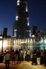 Base of Burj Khalifa (posterboy2007) Tags: uae dubai burjkhalifa tower building architecture