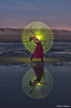 crosby beach (Steve Samosa Photography) Tags: crosby beach lighttrails metropolitanboroughofsefton england unitedkingdom gb lights seaside seascape water reflection