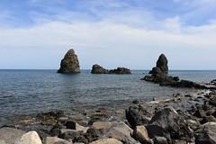 IMG_2783 (gungorme) Tags: landscape seascape sea mediterranian blue rock rocks island islands sky nature minimal minimalism minimalist simplicity manzara deniz akdeniz sade kayalık ada mavi doğa tabiat catania sicily italy sicilya italya
