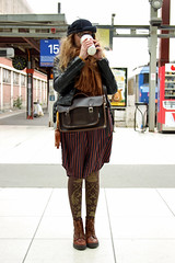 Outfit: 30.3.2018 (House Of Secrets Incorporated) Tags: hilde outfit ootd myoutfits dailyoutfit outfitoftheday whatiwore lookbook fashion lille france trainstation lilleflanders starbucks drinks latte hipster