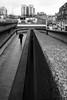 The Barbican (cybertect) Tags: carlzeissmmdistagont28mmf28 chamberlinpowellandbon cityoflondon ec2 london londonec2 modernism sonya7ii thebarbican whitecrossstreet architecture building concrete ramp