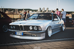SEASIDE STANCE 2017 (JAYJOE.MEDIA) Tags: bmw 7 e23 low lower lowered lowlife stance stanced bagged airride static slammed wheelwhore fitment