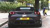 That Wing Though (Beyond Speed) Tags: ferrari f430 spider supercar supercars cars car carspotting nikon v8 black matte maranello italy italia ferrari70 automotive automobili auto automobile