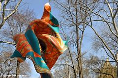 Wind Sculpture (Trish Mayo) Tags: art publicart sculpture yinkashonibare centralpark publicartfund