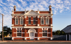 The National Bank of Australasia Limited (RWYoung Images) Tags: rwyoung olympus em1mk11 dimboola bank building architecture rural town country victoria australia