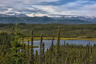A Yukon Landscape