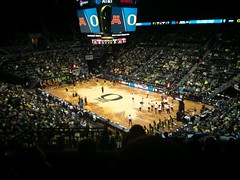 UO Women vs Minnesota (LarrynJill) Tags: ducks basketball mattcourt eugene or uo sports ncaa