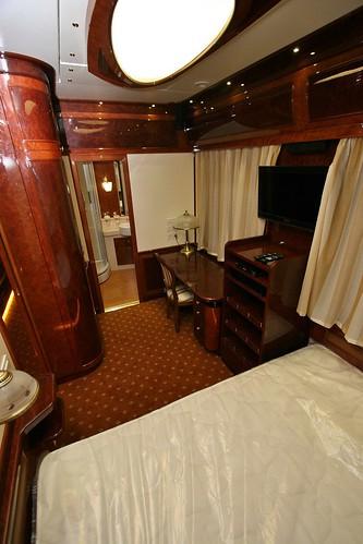 Romanov Private Carriage Suite