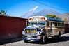 Chicken bus (Valdy71) Tags: guatemala travel bus viaggi valdy nikon antigua