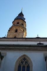 Mariä Himmelfahrt, Bad Königshofen (palladio1580) Tags: gotik bayern franken unterfranken landkreisrhöngrabfeld badkönigshofen kirche