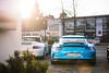 Riviera Blue (Maxi Vogl) Tags: car supercar carphotography munich münchen porsche 911 gt3rs gt3 rs 991 riviera blue