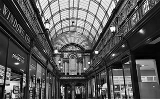 Windows Music Store - Central Arcade and Atrium