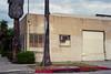 Dead stucco (ADMurr) Tags: la eastside leica m6 kodak ccc567 stucco industrial 2016 overcast fan palm