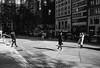 5th Avenue, NYC (Postcards from San Francisco) Tags: ma trix analog film nyc bergger 35mmsummicroniv