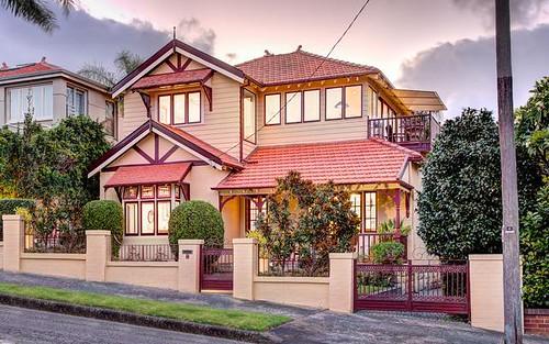 8 Kahibah Rd, Mosman NSW 2088