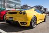 ADV1 (Hunter J. G. Frim Photography) Tags: supercar colorado ferrari f430 rr430 yellow v8 italian giallo modena ferrarif430