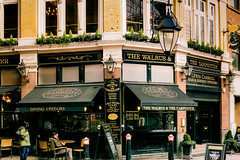 Walrus and Carpenter (Мaistora) Tags: pub bar restaurant tavern social networking drinks beer wine food pork sausage chop mash wedges writer history historic famous afterhours pint caroll alice wonderland walrus carpenter old english england london city squaremile tradition traditional riverside londonbridge monument explore explored19mar18
