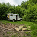 Outro acampamento no mato