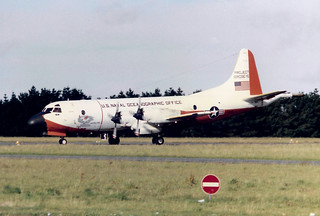 150500 Lockheed RP-3A Orion cn 185-5026 US Navy RAF St Mawgan 07Aug85