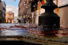 Caídas detenidas (Fedeph2018) Tags: uruguay ciudadvieja montevideo fuentes agua