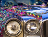 Some cars are real jewels (Of Light & Lenses) Tags: jewels cars bentley hellevoetsluis netherlands gems jewelsoncars olympus mzuiko zuiko1875mm olympusep5 beautify colorful