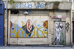 Hazul - 13 Bis (Ruepestre) Tags: hazul 13 bis art paris parisgraffiti graffiti graffitis graffitifrance graffitiparis graff uu urbanexploration urbain urban france francegraffiti streetart street city ville villes wall walls