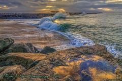 "Power Like Glass (Michael F. Nyiri) Tags: sanpedro california southerncalifornia waves ocean pacificocean cabrillobeach ""canonflickraward ☯laquintaessenza☯"