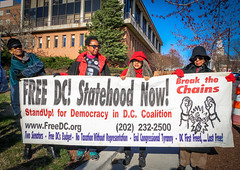 2018.04.04 The People's March for Justice, Equity and Peace, Washington, DC USA 01149