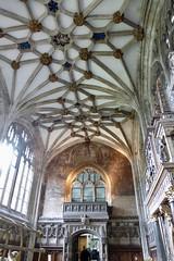 St Mary's Church, Warwick (carolyngifford) Tags: stmaryschurch warwick beauchampchapel vaulting wallpainting