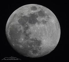 Vollmond 180329 (Bianchista) Tags: 2018 astronomie bianchista frühjahr frühling mond moon märz planet vollmond